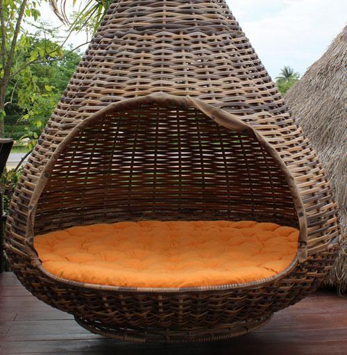 worauf man beim kauf eines h ngesessels achten muss. Black Bedroom Furniture Sets. Home Design Ideas