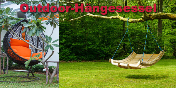Hängesessel outdoor