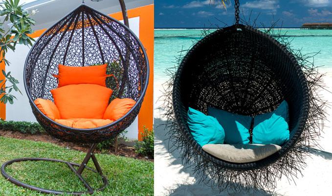 h ngesessel aus korb worauf es bei korbh ngesessels ankommt. Black Bedroom Furniture Sets. Home Design Ideas