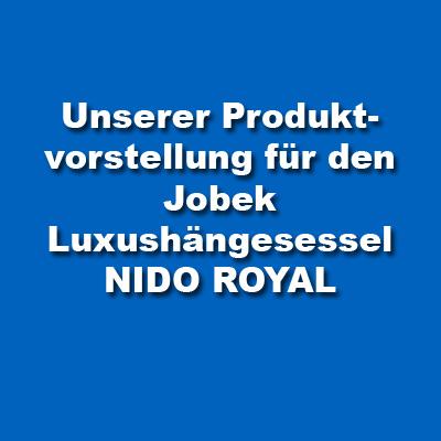 Produktvorstellung Luxushängesessel