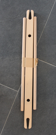 Holzsteg der Wombagee classic