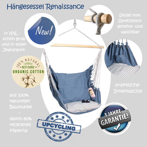 h ngesessel renaissance xxl h ngesessel. Black Bedroom Furniture Sets. Home Design Ideas