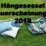 Hängesessel Neuerscheinungen 2019