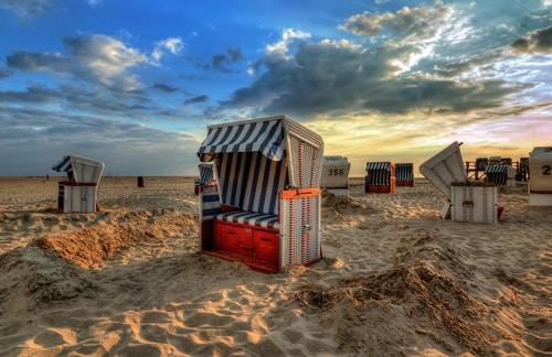 Tipps für den Kauf eines Strandkorbes