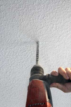 Hängesessel an der Decke befestigen