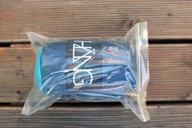 Die eingepackte HÄNG-Hängematte